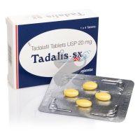 10 x confezione Tadalis SX 20mg (40 compresse)
