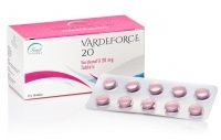 5 x confezione Vardeforce 20mg (50 compresse)