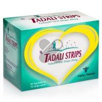 Tadali Oral Strips - Tadalafil 20mg